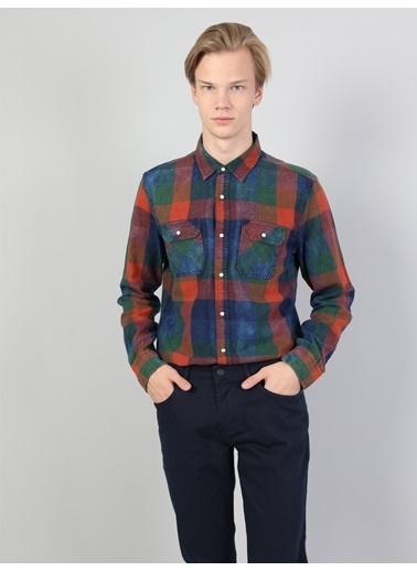 Colin's Gömlek Renkli